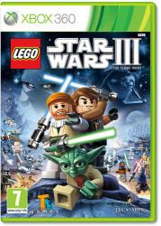 LucasArts LEGO Star Wars III The Clone Wars [Classics] (Xbox 360)