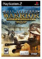 THQ Full Spectrum Warrior Ten Hammers (PS2)