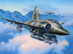 Revell Mirage 2000D 1/72 4893