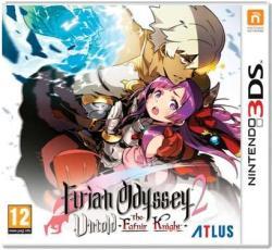 Atlus Etrian Odyssey 2 Untold The Fafnir Knight (3DS)