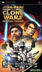 LucasArts Star Wars The Clone Wars Republic Heroes [Essentials] (PSP)