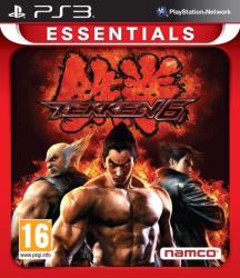Namco Bandai Tekken 6 [Essentials] (PS3)