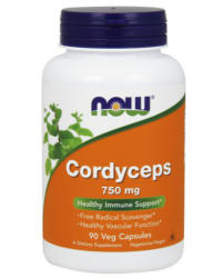 NOW Cordyceps 750mg (90db)