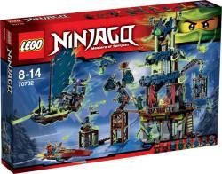 LEGO Ninjago - Stiix városa (70732)