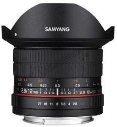 Samyang 12mm f/2.8 ED NCS Fish-Eye (Canon M)