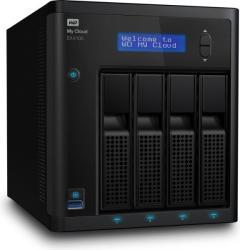 Western Digital My Cloud EX4100 8TB WDBWZE0080KBK-EESN