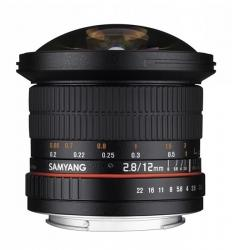 Samyang 12mm f/2.8 ED NCS Fish-Eye (Pentax)