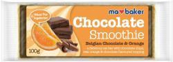 ma baker Belga Csokoládé-narancsdarabos Zabszelet 100g