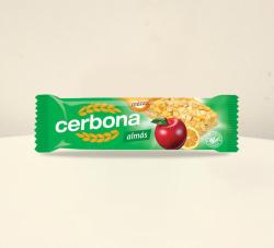 Cerbona Almás-citromos-mézes müzliszelet 20g