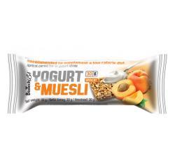 BioTechUSA Yogurt&muesli Sárgabarackos-joghurtos Müzliszelet 30g