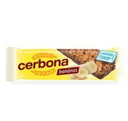Cerbona Kakaós-Banános Müzliszelet 20g