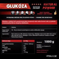 Vitalmax GLUKÓZA 1kg