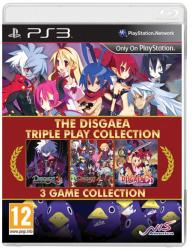 NIS Europe The Disgaea Triple Play Collection (PS3)