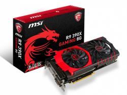 MSI Radeon R9 390X 8GB GDDR5 512bit PCIe (R9 390X GAMING 8G)