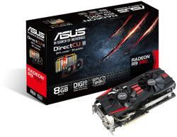 ASUS Radeon R9 390 DirectCU II 8GB GDDR5 512bit PCIe (R9390-DC2-8GD5)