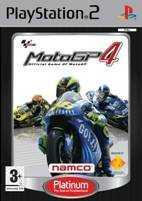 Namco MotoGP 4 [Platinum] (PS2)