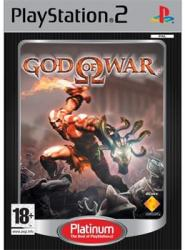 Sony God of War [Platinum] (PS2)