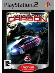 Electronic Arts Need for Speed Carbon [Platinum] (PS2)