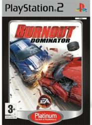 Electronic Arts Burnout Dominator [Platinum] (PS2)