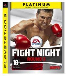 Electronic Arts Fight Night Round 3 [Platinum] (PS3)