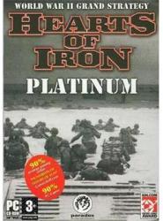 Paradox Hearts of Iron [Platinum] (PC)