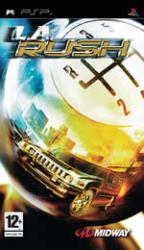 Midway L.A. Rush Showdown (PSP)