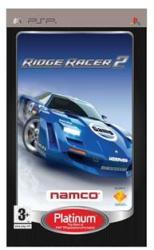 Namco Bandai Ridge Racer 2 [Platinum] (PSP)
