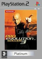 Konami Pro Evolution Soccer 3 [Platinum] (PS2)