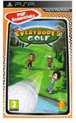 Sony Everybody's Golf [Platinum] (PSP)