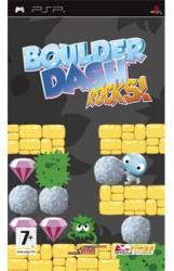 10tacle Studios Boulder Dash Rocks! (PSP)