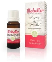 Illobello Szúnyog és rovarűző illóolajkeverék (10ml)