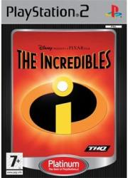 THQ The Incredibles [Platinum] (PS2)