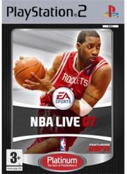 Electronic Arts NBA Live 07 [Platinum] (PS2)