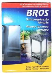 BROS Szúnyogriasztó lámpás