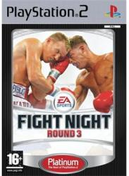 Electronic Arts Fight Night Round 3 [Platinum] (PS2)