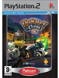 Sony Ratchet & Clank 3 Up Your Arsenal [Platinum] (PS2) Játékprogram