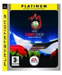 Electronic Arts UEFA Euro 2008 [Platinum] (PS3)