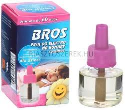 BROS Sensitive szúnyogirtó folyadék (40ml)