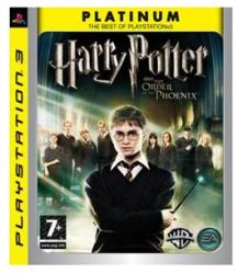 Electronic Arts Harry Potter and The Order of the Phoenix [Platinum] (PS3)