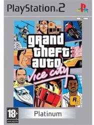 Rockstar Games Grand Theft Auto Vice City [Platinum] (PS2)