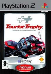 Sony Tourist Trophy The Real Riding Simulator [Platinum] (PS2)