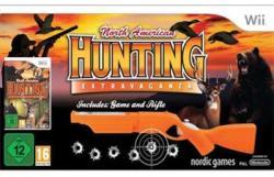 Nordic Games North American Hunting Extravaganza [Rifle Bundle] (Wii)