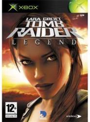 Eidos Tomb Raider Legend (Xbox)