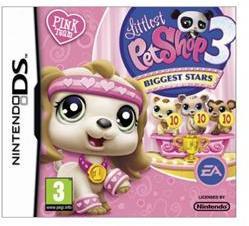 Electronic Arts Littlest Pet Shop Biggest Stars Pink Team (Nintendo DS)