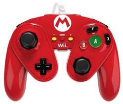 PDP Wired Fighted Pad Mario