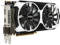 MSI Radeon R7 370 Armor 2X OC 2GB GDDR5 256bit PCIe (R7 370 2GD5T OC)