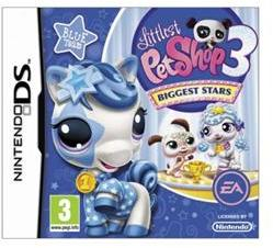Electronic Arts Littlest Pet Shop 3 Biggest Stars Blue Team (Nintendo DS)