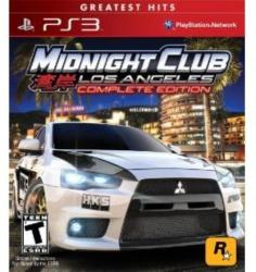 Rockstar Games Midnight Club Los Angeles [Complete Edition] (PS3)