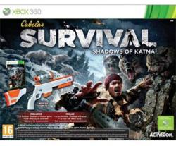 Activision Cabela's Survival Shadows of Katmai [Top Shot Elite Bundle] (Xbox 360)