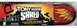 Activision Tony Hawk Shred [Board Bundle] (PS3)